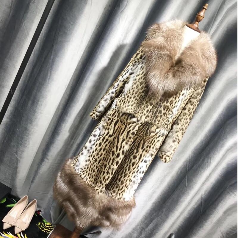 Castor Avec Fond D'hiver Mkw Col Réel Nouveau Grand Manteau With Renard Fourrure Rouge De Femmes En Red 194 Naturel Amovible Fox 2018 vwYqnTOII