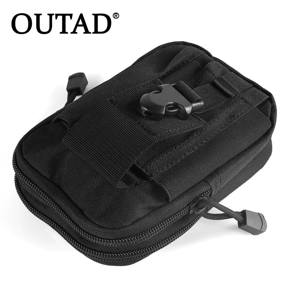 2018 Outdoor Camping Bags Tactical Belt Bag Military Hip Waist Belt Wallet Backpack Soft Sport RunningTravel Bags Motorcycle Bag