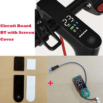 Upgrade M365 Pro Dashboard dla Xiaomi M365 skuter W osłona ekranu BT płytka dla Xiaomi M365 hulajnoga Pro Scooter M365 akcesoria tanie i dobre opinie Cool Step Dashboard Circuit Board 36 v For M365 and M365 pro For Xiaomi Mijia M365 Pro Electric Scooter BT Instrument Circuit Board