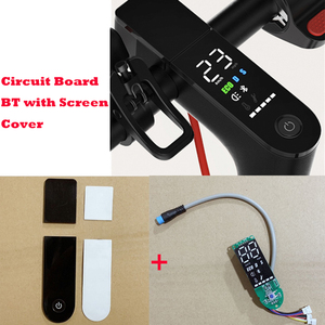 Image 1 - Upgrade M365 Pro Dashboard voor Xiaomi M365 Scooter W/Screen Cover BT Printplaat voor Xiaomi M365 Pro Scooter m365 Accessoires