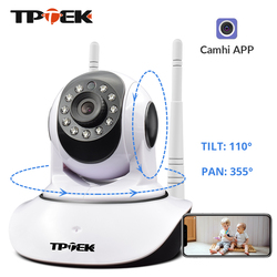 WiFi IP Camera Home Security Wireless Smart Wi-Fi IP Camera CCTV Network Surveillance WiFi Onvif Camara Baby Monitor Indoor Cam