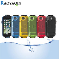 IP 68 Waterproof Swim Diving Case For IPhone 7 Plus 6 6s Cover Iphon 6 6s