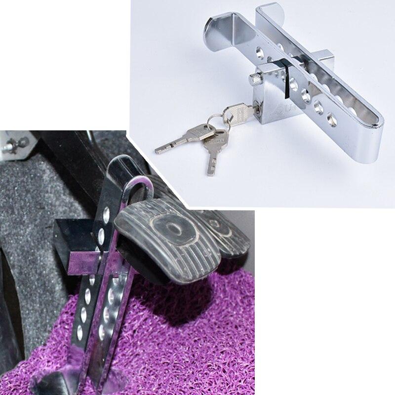 Overe 1 компл. автомобилей сцепления Тормозная блокировки замка безопасности инструмент из нержавеющей противоугонное устройство для Mercedes W205 W203 Volvo XC90 S60 XC60 V40