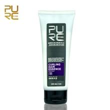 PURC Argan Oil Curl Enhancers Hair Styling Moisture Elastic Wave 100ml  New Hot