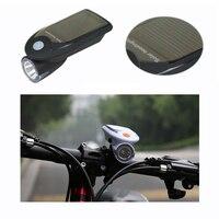 Solor/USBแบบชาร์จไฟจักรยาน360องศาหมุน3โหมดIP64กันน้ำขี่จักรยานแสงไฟอุปกรณ์จักรยา