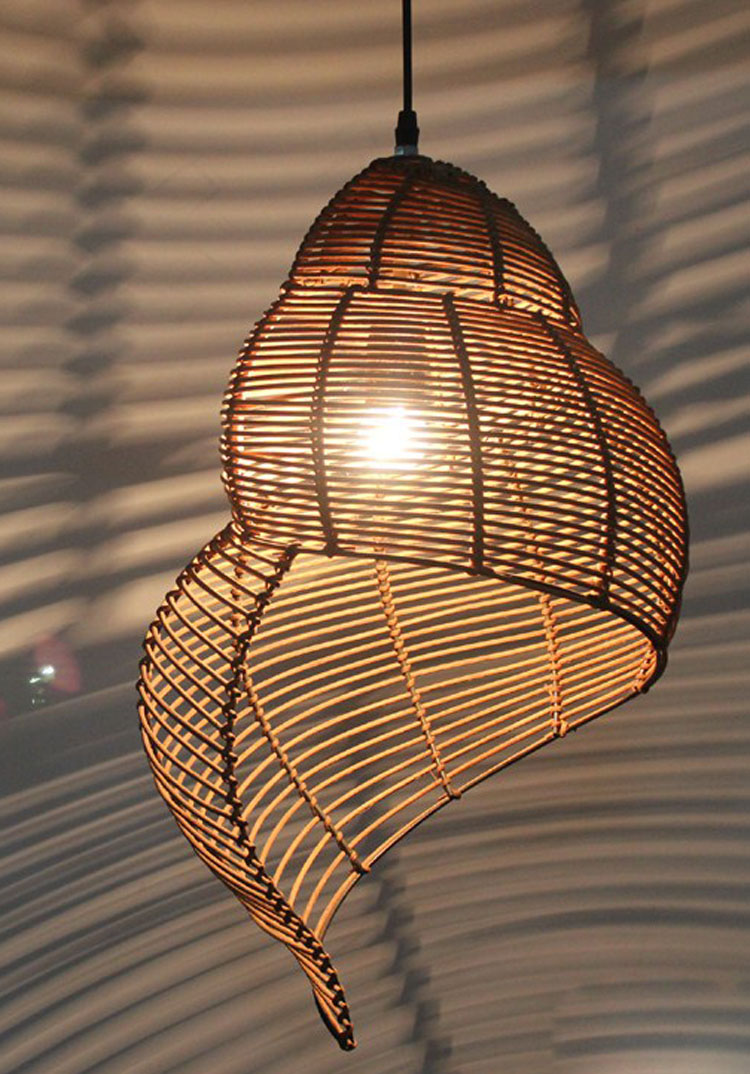 Wicker Lighting | Lighting Ideas
