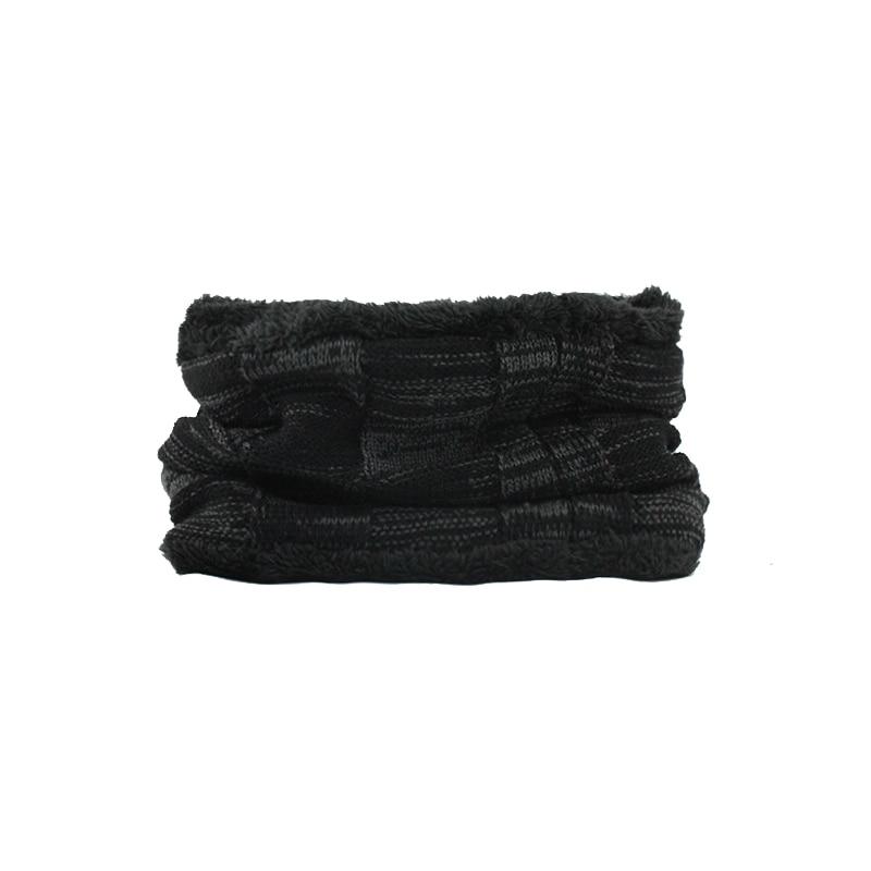 Black Neck Snood