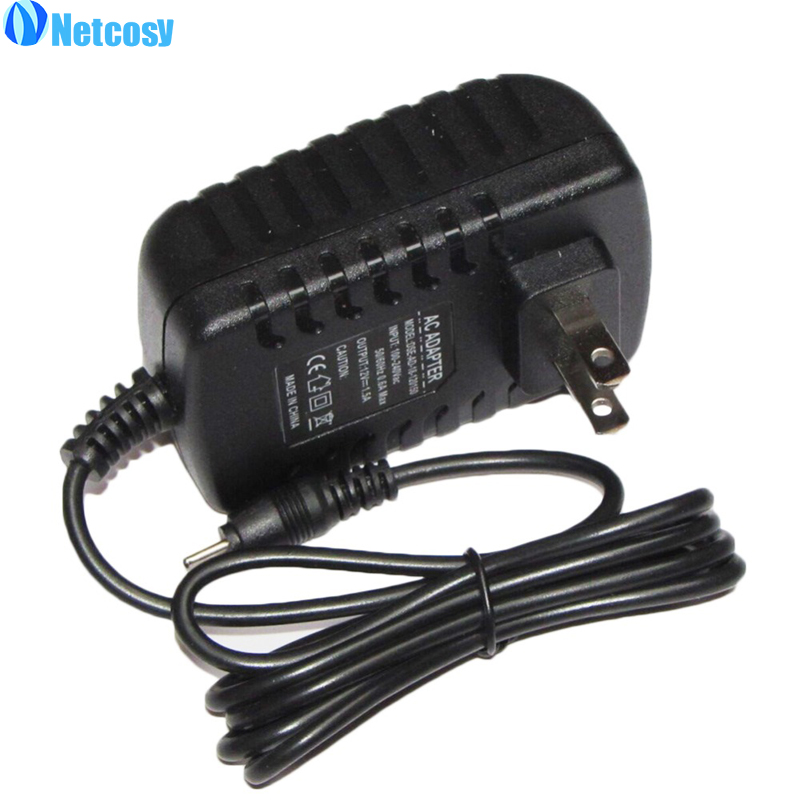 Netcosy For Acer Iconia A500 A501 A100 A101 A200 Tab Tablet 12V 1.5A AC Adapter Charger US regulations charger for Acer A500