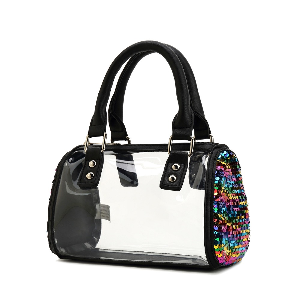 Buy Summer PVC Transparent Outdoor Sport Bag Waterproof Swimming Storage Travel Bag PVC Swim Sports Bag