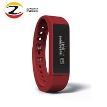 5 шт. оригинальный i5 плюс смарт-браслет I5plus Браслет Bluetooth 4.0 трекер SmartBand шагомер Sleep Monitor pkX9plus