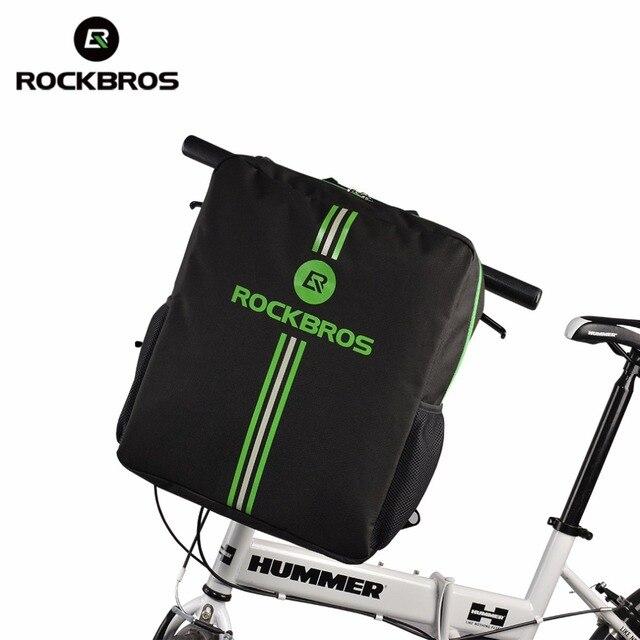 Buy Rockbros Folding Bike Carrier Bag Mtb Road