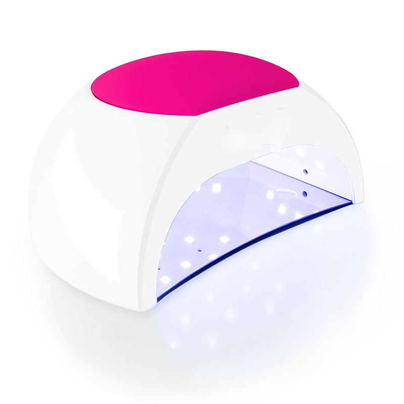 Professional Lamp UV LED Lamp Nail 48W Nail Dryer Machine For Curing UV Gel Led Gel Nail Gel Polish Nail machine uv led 48w professional 365 405 nm uv led lamp nail dryer polish machine fit curing all nail polish nail gel art tool s503