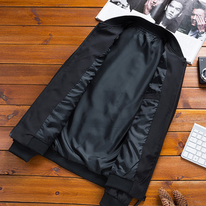Image 5 - Mountainskin מעילי Mens טייס מפציץ מעיל זכר אופנה בייסבול היפ הופ Streetwear מעילי Slim Fit מעיל מותג בגדי SA680