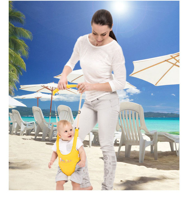 US $14 01 |Baby Toddler Bind The Portable Baby Safety Belt Walking Wings  Children Articles for Daily use Baby Walker Free Shipping-in Harnesses &