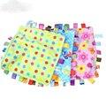 30*30 cm Do Bebê toalha apaziguar acalmar o Bebê lenços umedecidos de bebê toalha YYT015-YYT021