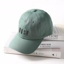 2019 Embroidery Letter Baseball Cap Men Casual Man Rapper Hip Hop Caps Dad Hat Bone Women Cotton Unisex Hats bone gorras