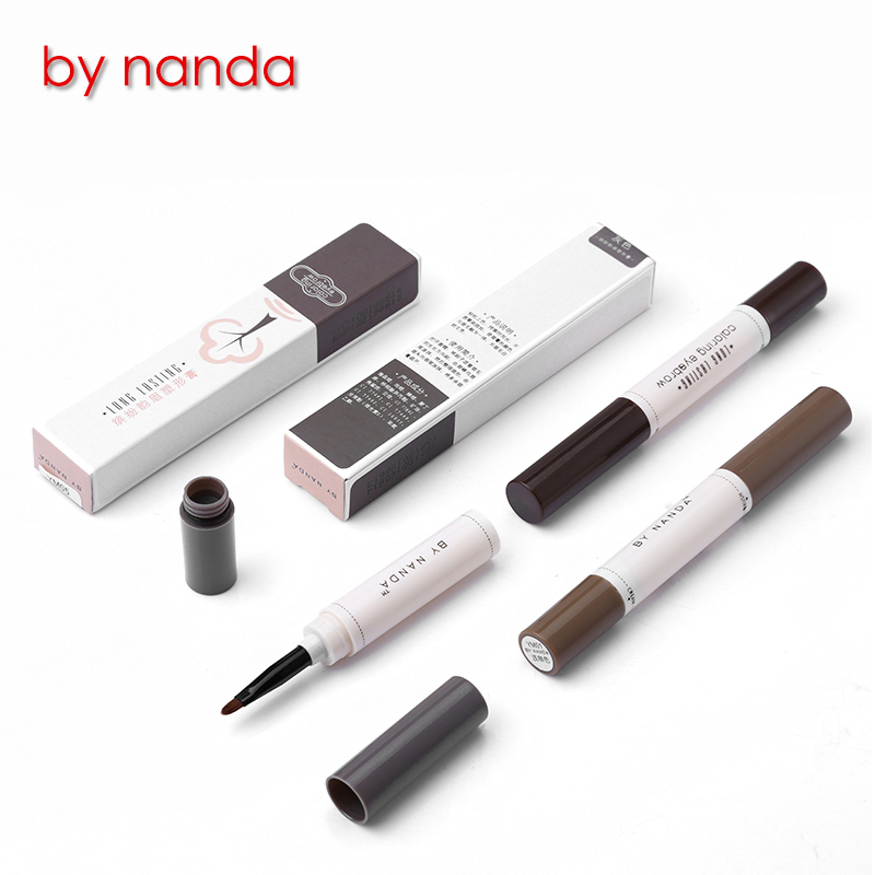 Aliexpress.com : Buy By Nanda Brand 5 Colors Eyebrow Cream Natural ...
