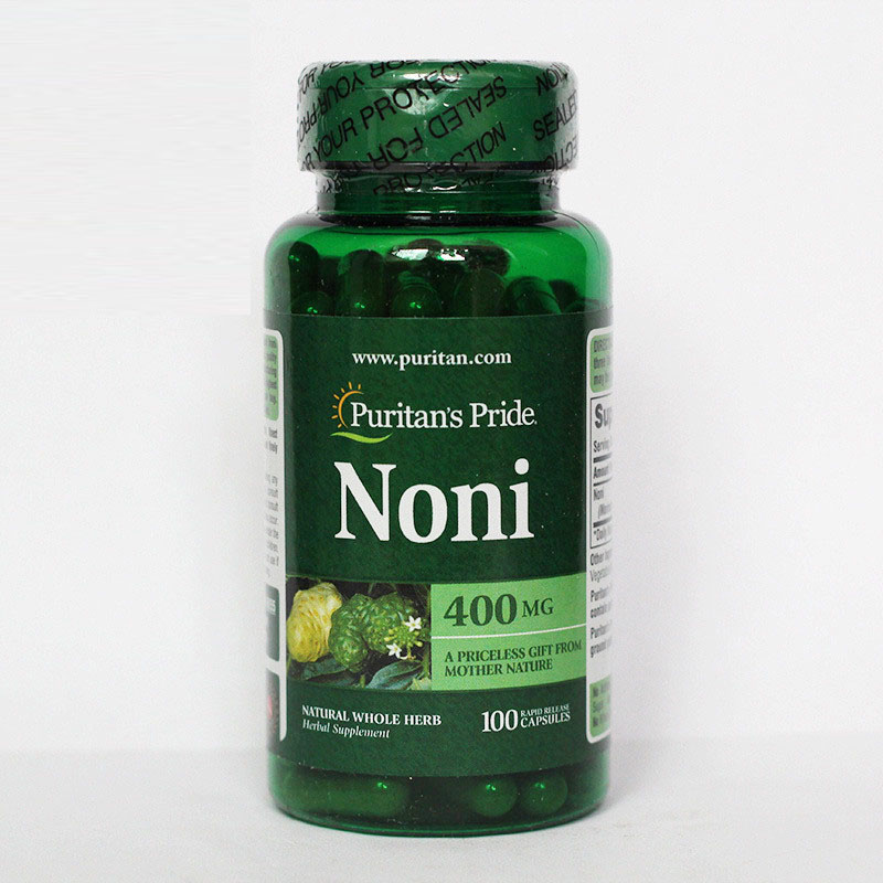 Free Shippping Noni 400 mg 100 pcs free shippping brand new genuine 100