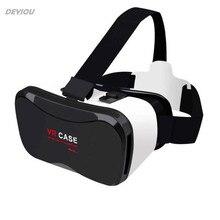 Vr чехол плюс VR коробка Очки виртуальной реальности Google для 4-6.3 дюймов смартфон + Bluetooth VR-BOX Дистанционное управление