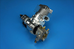 Image 3 - DLE Original new DLE 20CC DLE20RA DLE 20RA Gasoline Engine for RC Model