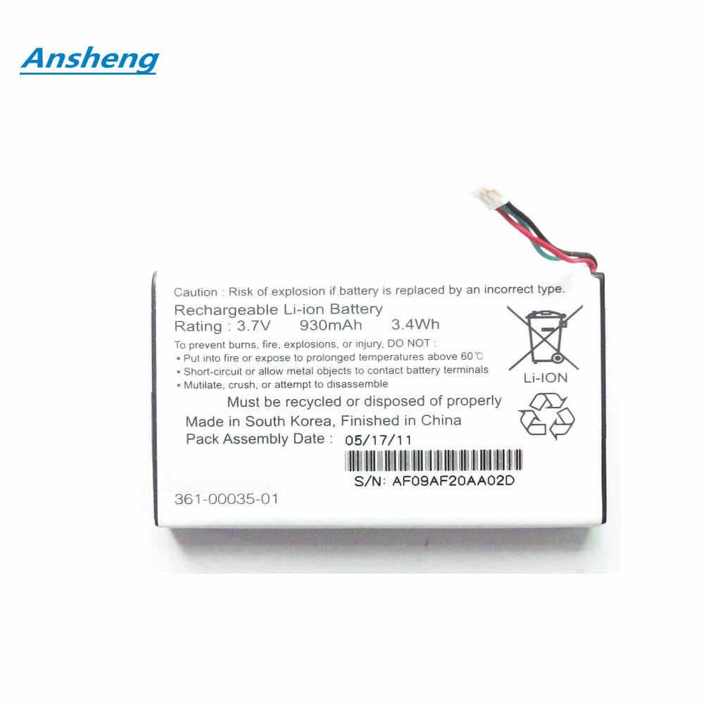 930mAh Replacement Battery For GARMIN 361-00035-01