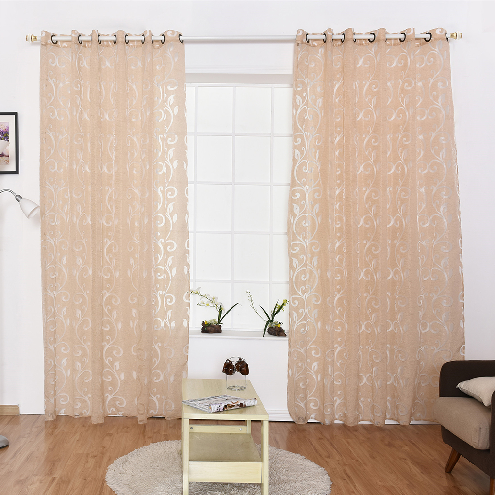 Flower Rattan Bubble Scissors Screens Panel Translucent Vine Bubbles Window Room Curtain Room Divider Drapes