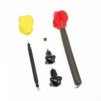 Korda carpa spod marcador kit de flutuador skyliner skyraider skywinder kits para a pesca