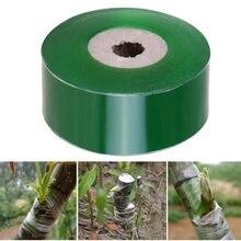 1 rolle Pfropfen Band Garten Werkzeuge Obst Baum Elektroschere Engraft Zweig Gartenarbeit bind gürtel PVC binden Band