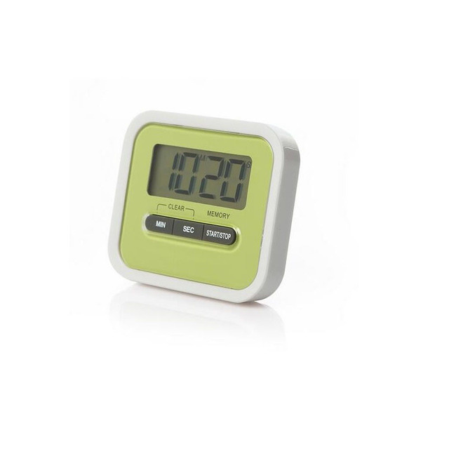 New LCD Screen Digital Kitchen Countdown Timer Alarm Kitchen Timers ...