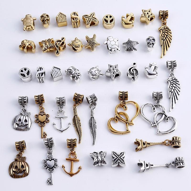 40 DIY European Beads 9