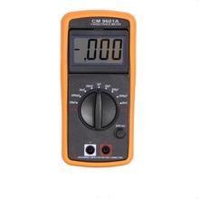 Аутентичные цифровой измеритель емкости емкость цифровой тестер CM9601A