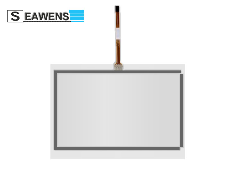 цена AMT9556 AMT 9556 HMI Industrial Input Devices touch screen panel membrane touchscreen AMT 4 Pin 8 Inch, FAST SHIPPING