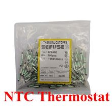 10pcs/lot SF129E SF129Y Thermal Fuse 10A/15A 250V RY 133C Thermal Cutoffs Tf133C Degree Temperature Fuses New цена в Москве и Питере