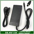 50 4 V 1.5A 12S интеллектуальное зарядное устройство для литиевых батарей 43 2 V 43 8 V 44 4 V 48V Lypomer li-ion аккумулятор