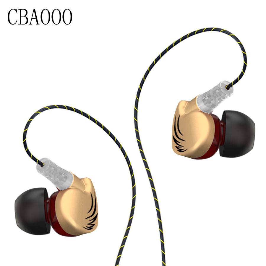 все цены на CBAOOO In-Ear Earphone Metal Heavy Bass Sound Quality Music Earphone stereo bass Headset fone de ouvido онлайн
