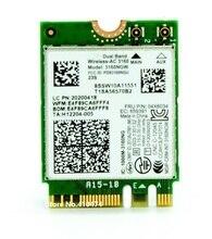 SSEA new for Intel Dual Band Wireless AC 3160 3160NGW wifi Bluetooth 4.0 NGFF Wireless Card for LENOVO Y40 Y50 Y70 04X6034