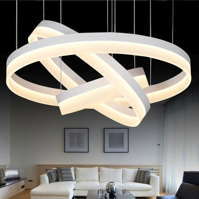 Moderne Led Lampes Suspendues Pour Salle à Manger Cuisine Boutique