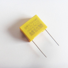 30pcs/lot X2 Safety Capacitor 275VAC 0.33uF 330nF 334K Pin 15mm