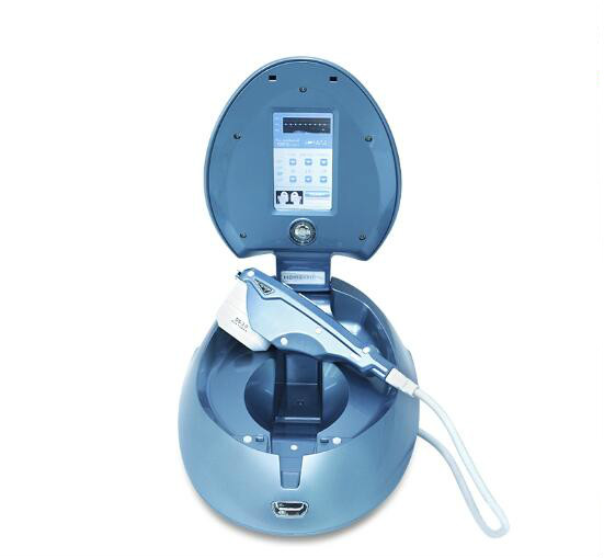 Medical Grade Portable Face Lifting Wrinkle Removal High Intensity Focused Ultrasound Mini Home Machine CE