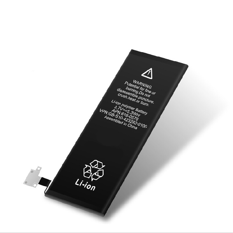 100% Original Brand Antirr Phone Battery For iphone 5 5G Real Capacity 1440mAh With Machine Tools Kit Mobile Batteries