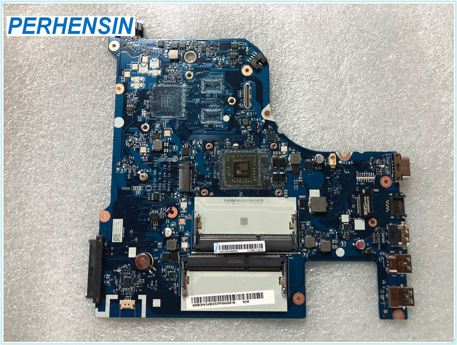 FOR Lenovo G70 35 Notebook motherboard CG70A NM A671 REV:1.0 E1 6010 100% WORK PERFECTLY
