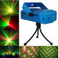 High Quality New Blue Mini LED Laser Projector DJ Disco Bar Stage House Lighting Light Galaxy 50-60Hz