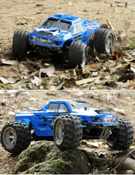 Ewellsold 50km/h Wltoys A979 High Speed Off Road Remote Control Car Electric Racing Car Models Stunt Car 1:18 Scale Rc Car 4wd