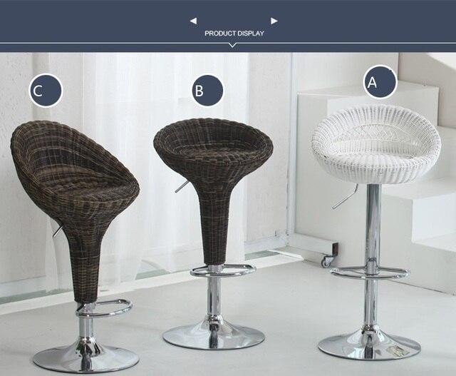 Mobili negozio di vendita al dettaglio allingrosso bar chair