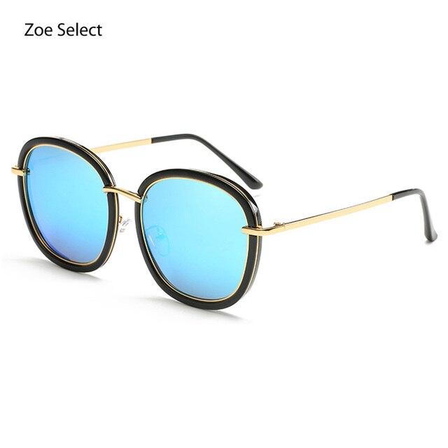 3814498a09 Brand Designer Sunglasses Men Women Retro Vintage Sun glasses Big Frame  Fashion Glasses Top Quality Eyeglasses UV400 ZC15831