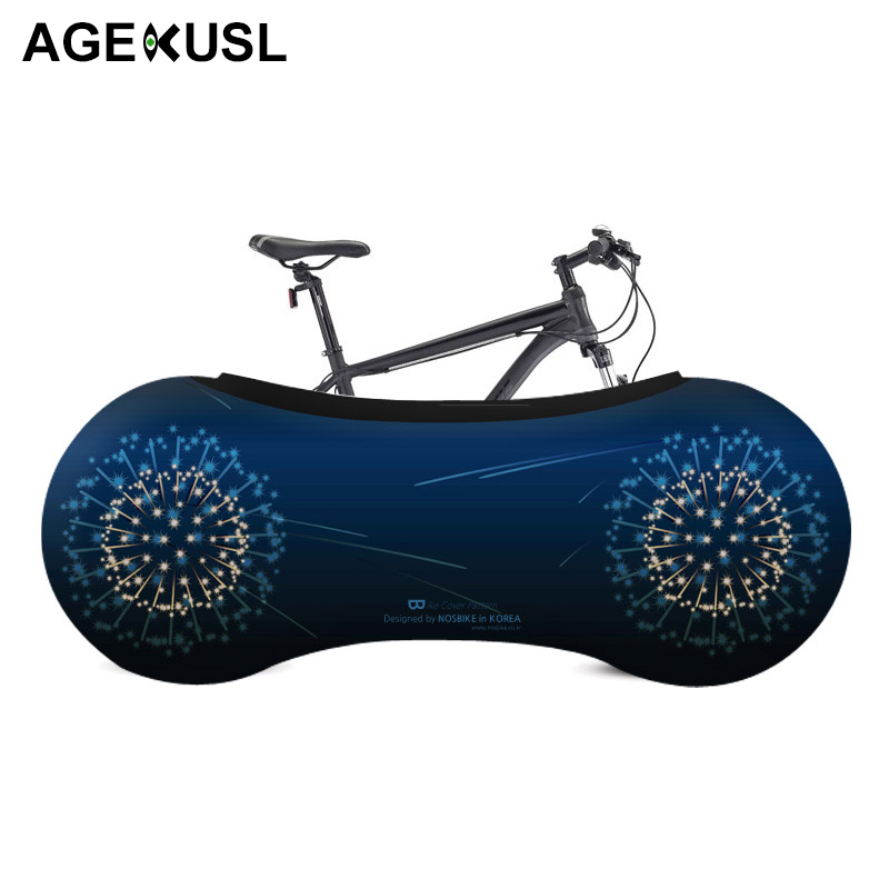 AGEKUSL Bicycle Protective Gear Bike Dust Cover Scratch-proof Protector For Brompton Folding MTB Mountain Road Bicycle Accessory