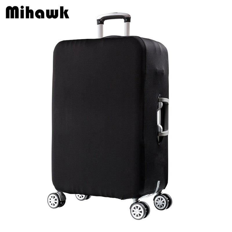 Mihawk Bagagli Calotta di protezione Per 18 a 30 pollice Trolley valigia Elastico Sacchetti di Polvere Custodia Da Viaggio Accessori Forniture Voce Ingranaggio