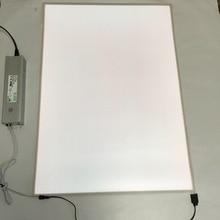 A1 A2 A3 A4 A5 elettroluminescente foglio di pellicola photot foglio di pannello super sottile carta el lampada
