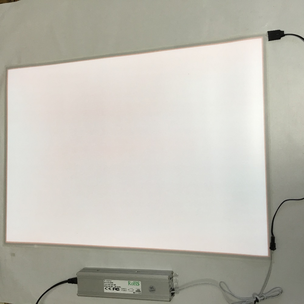 12V electroluminescent inverter for A5 EL panel sheet backlight lamp strip wire
