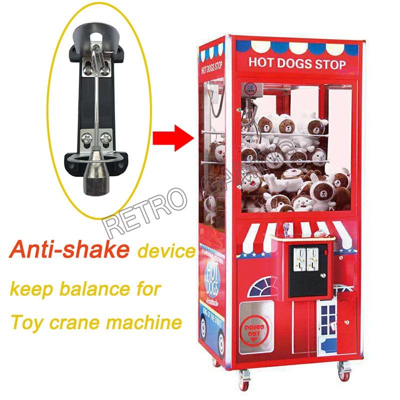 Anti-shake Device Keep Balance For Pinball Arcade Game Machine Vending Machine Toy Claw Crane Machine